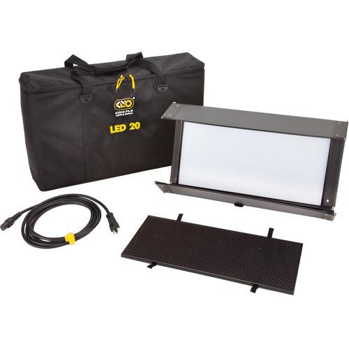 Kino Flo Diva-Lite LED 20 DMX Kit with Soft Case
