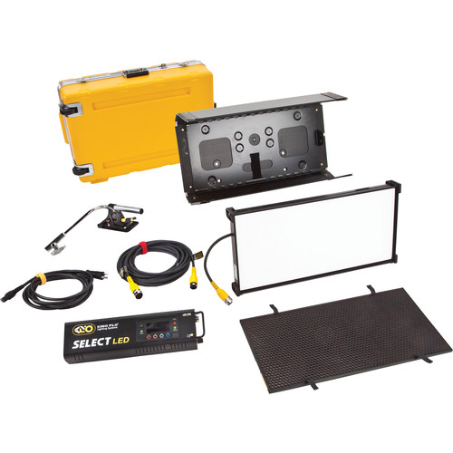 Kino Flo Freestyle 21 LED DMX Kit with Flight Case (Universal 120U)