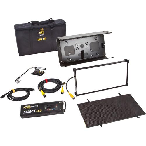 Kino Flo Freestyle 21 LED DMX Kit with Soft Case (Universal 120U)