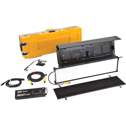 Kino Flo Freestyle 31 LED DMX Kit with Flight Case (120U)