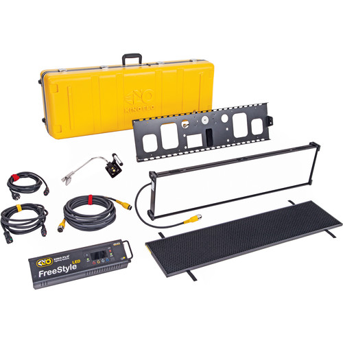 Kino Flo FreeStyle/GT 31 LED DMX Kit with Travel Case