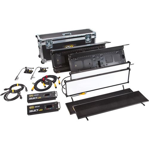 Kino Flo Gaffer/FS 31 LED DMX 2-Light Kit (120U)