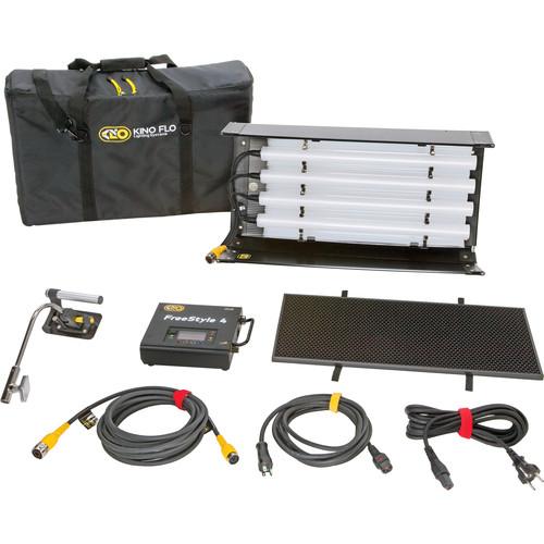 Kino Flo FreeStyle T24 LED DMX Kit Universal with Soft Case