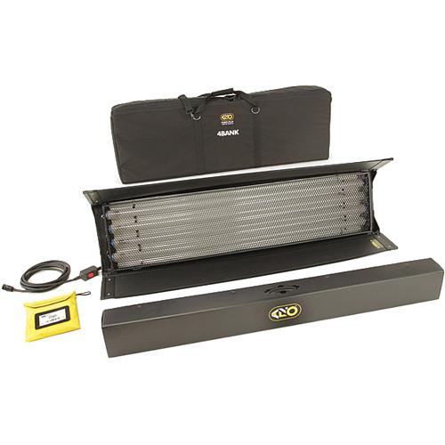 Kino Flo Tegra 4-Bank DMX Kit with Soft Case