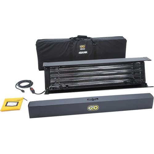 Kino Flo Tegra 4Bank DMX (T-455) Kit with Soft Case