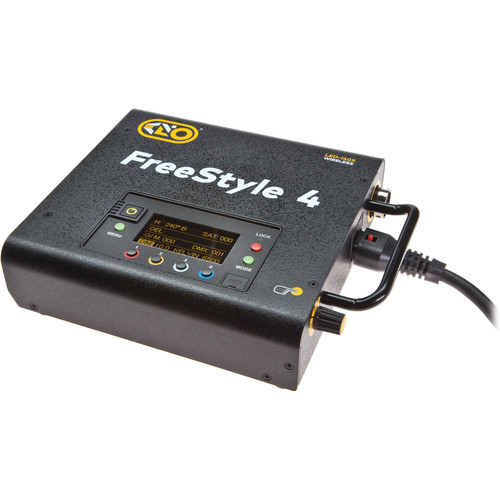 Kino Flo FreeStyle 140 LED DMX Controller for FreeStyle T44 Bulbs, (230 VAC Cord)