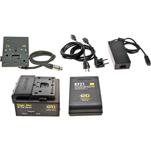 Kino Flo Block/KF21 Single Battery System with 1 NiMH Battery