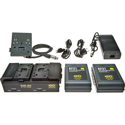 Kino Flo Block/KF21 Double Battery System