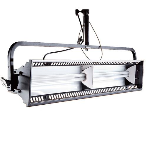 Kino Flo ParaZip 215 Fluorescent Fixture (Yoke Mount, Euro Plug)