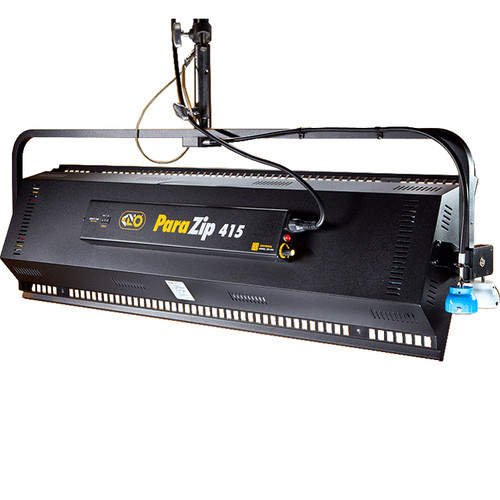 Kino Flo ParaZip 415 Fluorescent Fixture (Pole-Operated, Euro Plug)