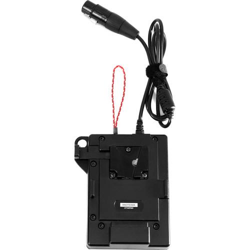 Kinotehnik Locking Battery Plate for V-Mount Batteries