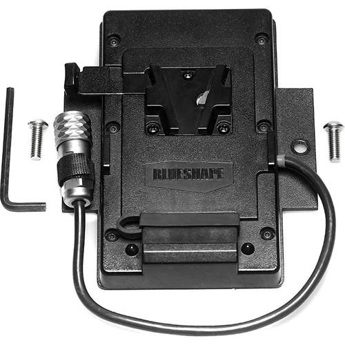 Kinotehnik Battery Plate for Practilite 802 (IP54 Weatherproof) (V-Mount)
