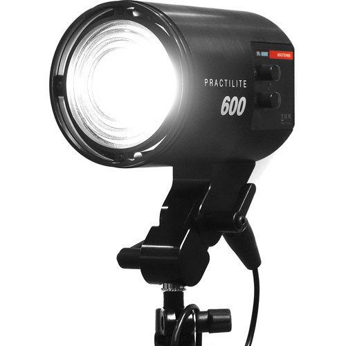 Kinotehnik Practilite 600 Portable Bi-Color LED Fresnel