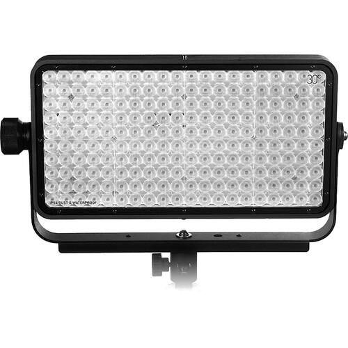 Kinotehnik Practilite 802 Bi-Color Water-Resistant Smart LED Panel (Black)