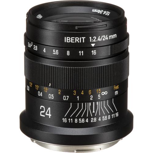 KIPON Iberit 24mm f/2.4 Lens for Leica L