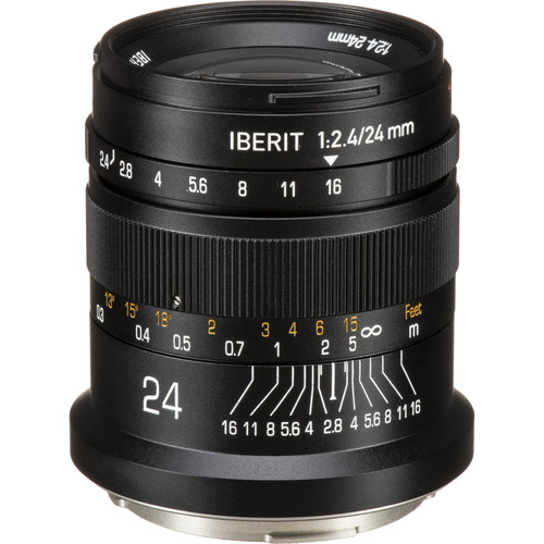 KIPON Iberit 24mm f/2.4 Lens for Leica L