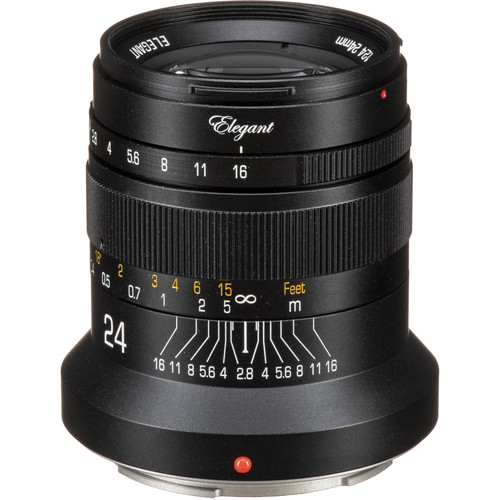 KIPON Elegant 24mm f/2.4 Lens for Nikon Z
