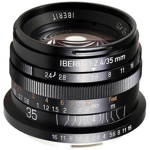 KIPON Iberit 35mm f/2.4 Lens for Leica L