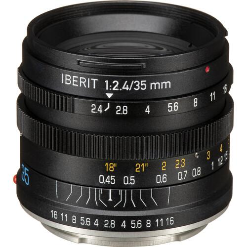 KIPON Iberit 35mm f/2.4 Lens for Sony E