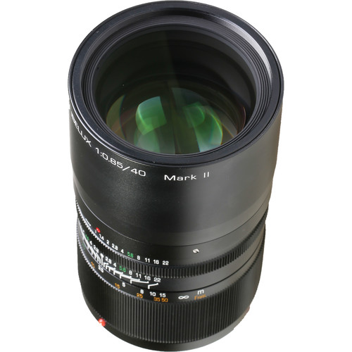KIPON Ibelux 40mm f/0.85 Lens for Canon EF-M
