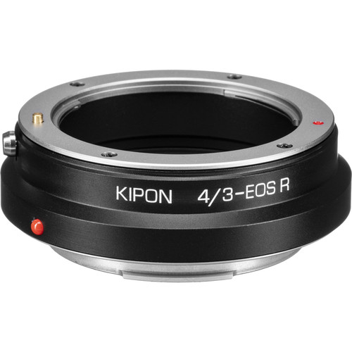 KIPON Lens Mount Adapter for Four Thirds-Mount Lens to Canon RF-Mount Camera