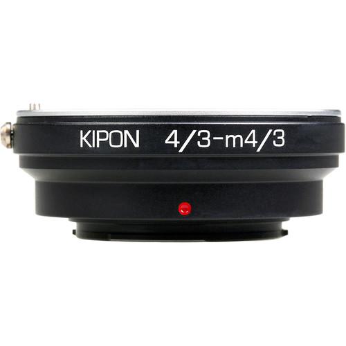 KIPON Lens Mount Adapter for Four Thirds-Mount Lens to Micro Four Thirds-Mount Camera