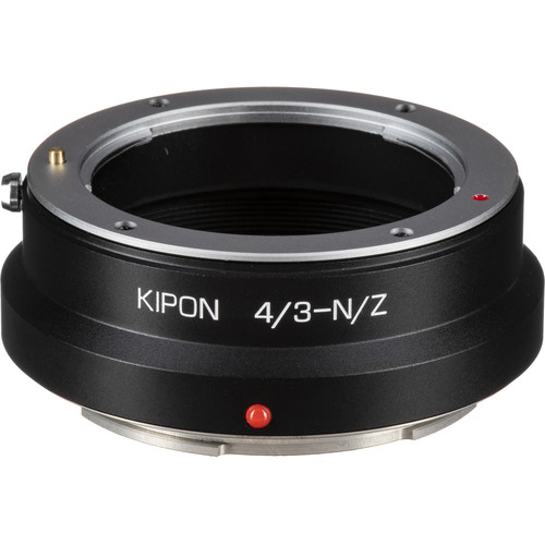 KIPON Lens Mount Adapter for Four Thirds-Mount Lens to Nikon Z-Mount Camera
