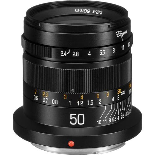 KIPON Elegant 50mm f/2.4 Lens for Canon RF