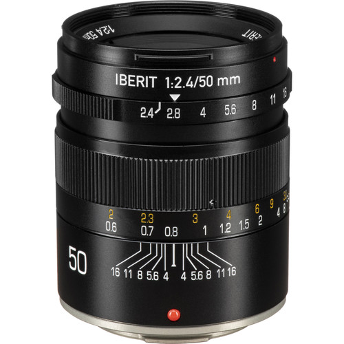 KIPON Iberit 50mm f/2.4 Lens for FUJIFILM X