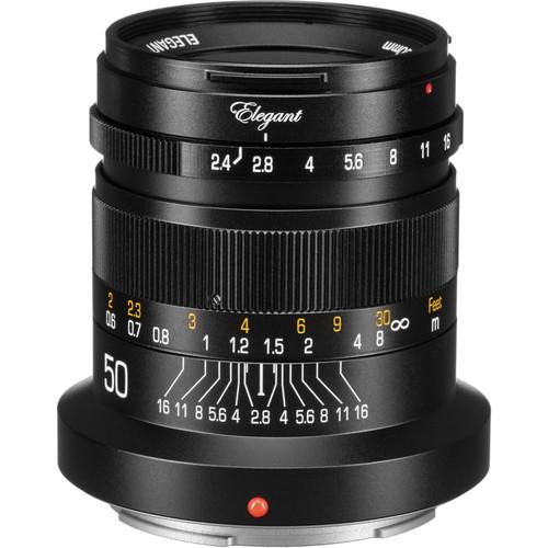 KIPON Elegant 50mm f/2.4 Lens for Nikon Z