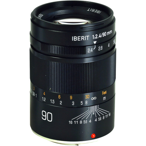 KIPON Iberit 90mm f/2.4 Lens for FUJIFILM X