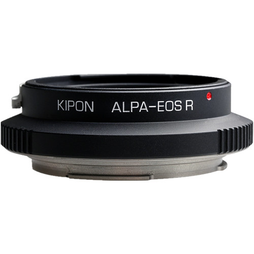 KIPON Lens Mount Adapter for Alpa-Mount Lens to Canon RF-Mount Camera