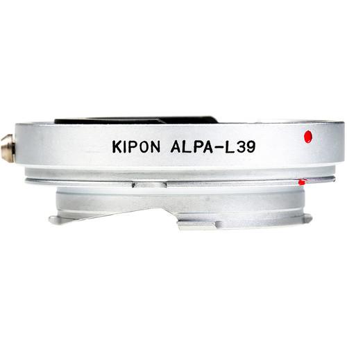 KIPON Lens Mount Adapter for Alpa-Mount Lens to L39-Mount Camera