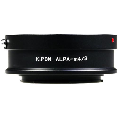 KIPON Lens Mount Adapter for Alpa-Mount Lens to Micro Four Thirds-Mount Camera