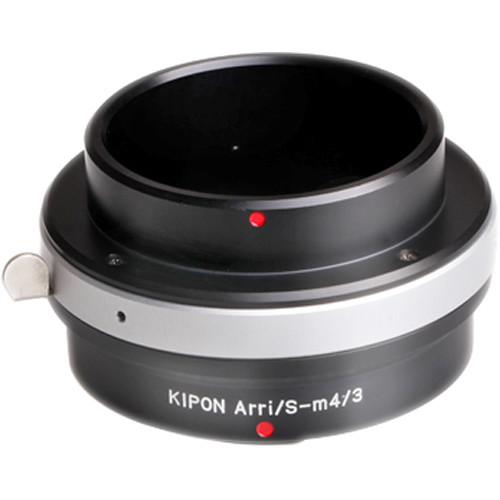 KIPON Lens Mount Adapter for ARRI S-Mount Lens to Micro Four Thirds-Mount Camera
