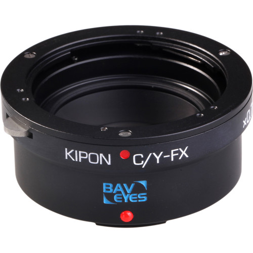 KIPON Baveyes C/Y to FX 0.7X Adapter