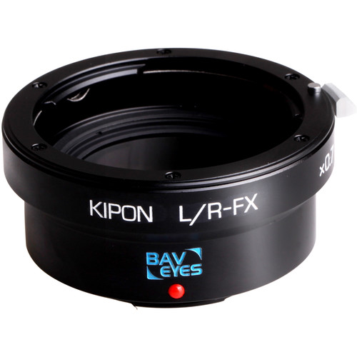 KIPON Baveyes Leica/R to FX 0.7X Adapter