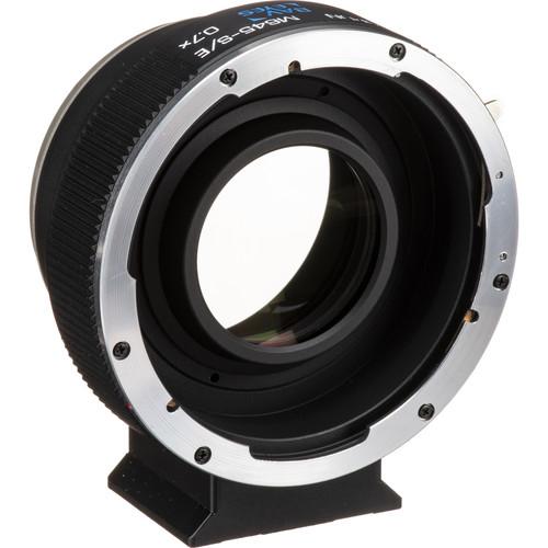 KIPON Baveyes 0.7x Lens Mount Adapter for Mamiya 645-Mount Lens to Sony-E Mount Camera