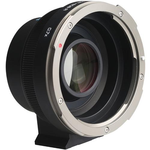 KIPON Baveyes 0.7x Lens Mount Adapter for Pentax 6x7-Mount Lens to Canon RF-Mount Camera