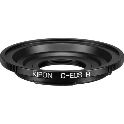 KIPON Lens Mount Adapter for C-Mount Lens to Canon RF-Mount Camera