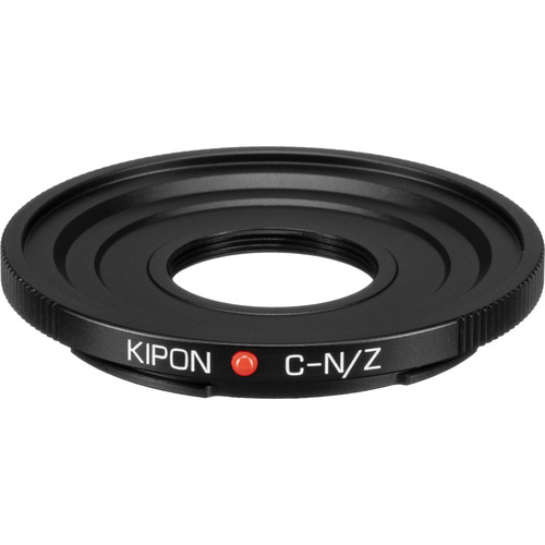 KIPON Lens Mount Adapter for C-Mount Lens to Nikon Z-Mount Camera