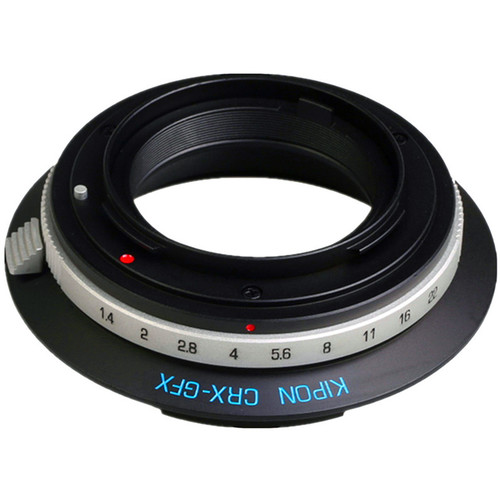 KIPON Lens Adapter for Zeiss Contarex Lens to FUJIFILM G-Mount Camera