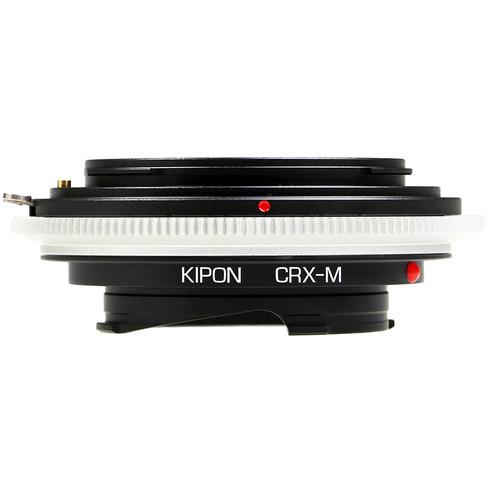 KIPON Lens Mount Adapter for Contarex-Mount Lens to Leica M-Mount Camera