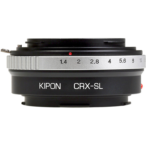 KIPON Lens Mount Adapter for Contarex-Mount Lens to Leica L-Mount Camera