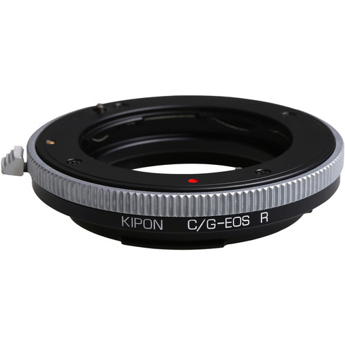 KIPON Lens Mount Adapter for Contax G-Mount Lens to Canon RF-Mount Camera