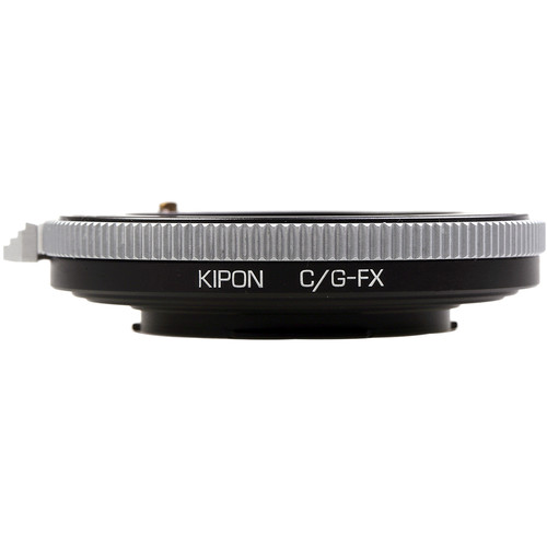 KIPON Lens Mount Adapter for Contax G Lens to FUJIFILM FX-Mount Camera
