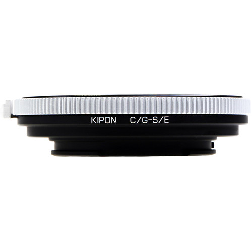 KIPON Lens Mount Adapter for Contax G-Mount Lens to Sony-E Mount Camera