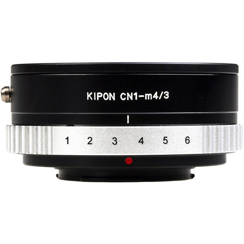 KIPON Lens Mount Adapter for Contax N-Mount Lens to Micro Four Thirds-Mount Camera