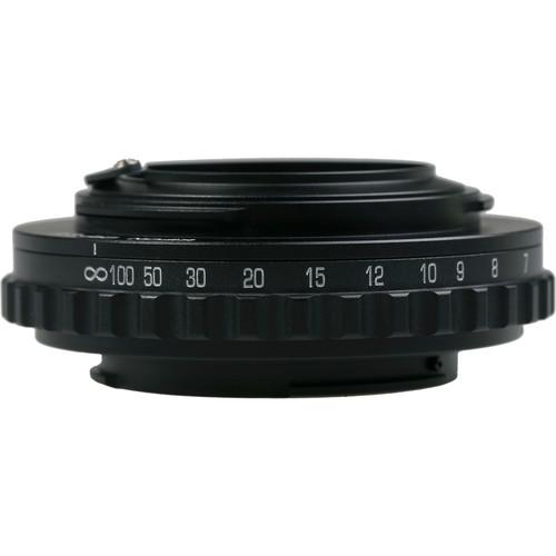 KIPON Lens Mount Adapter for Contax RF-Mount, Internal or External Bayonet Lens to Sony-E Mount Camera