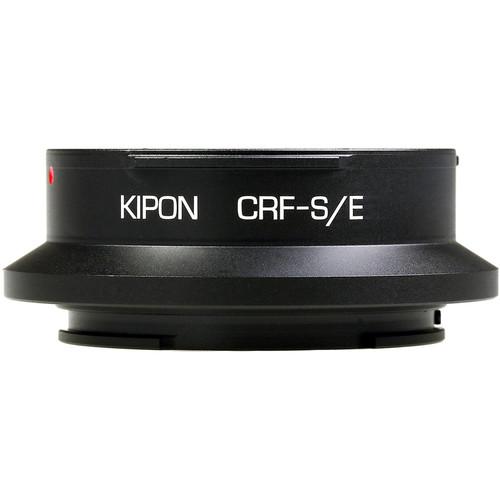 KIPON Lens Mount Adapter for Contax RF-Mount, External Bayonet Lens to Sony-E Mount Camera